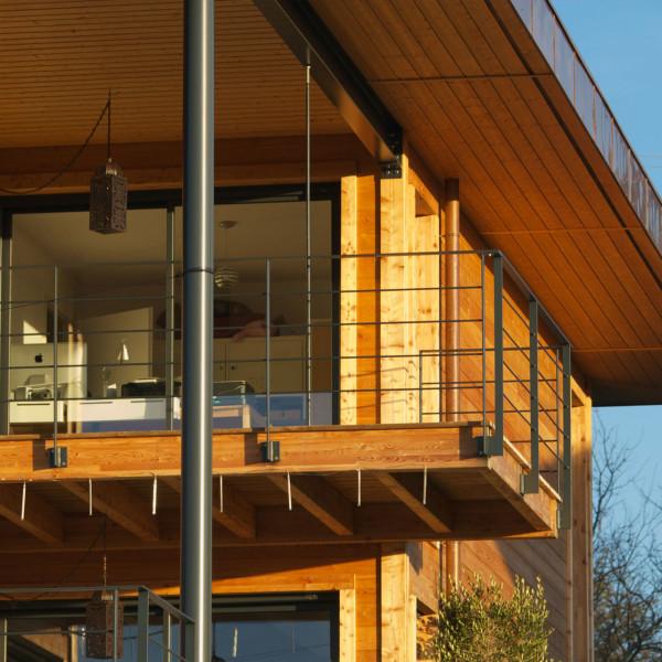 Maison moderne à Annecy
